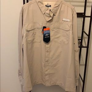 Nwt! Mens button up